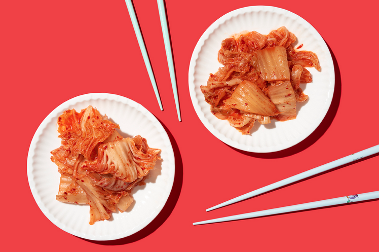 Photo of kimchi by photographer Davide Luciano