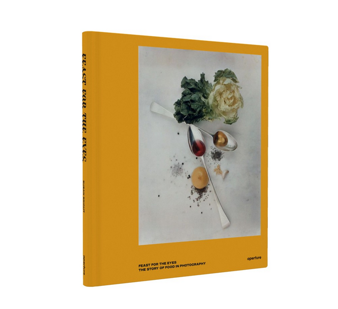 Food art photography book, Feast for the Eyes, Susan Bright