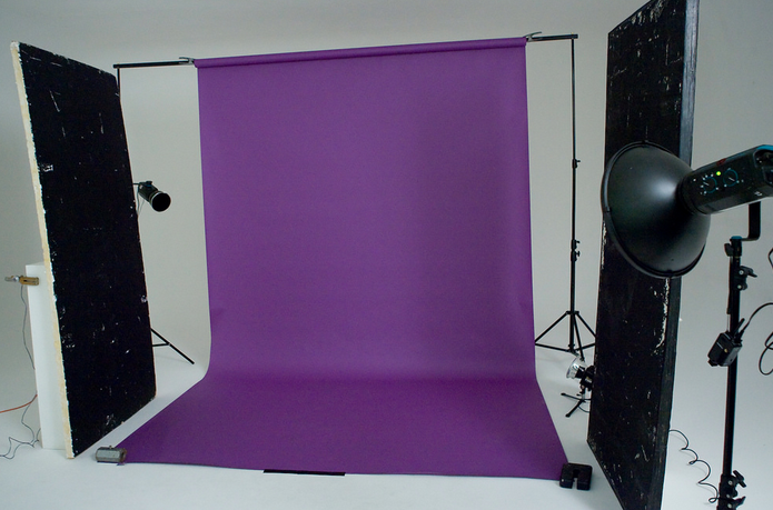 Photo of a photography studio by Tom Miles on Flickr