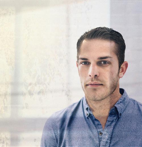 Portrait of Jonny