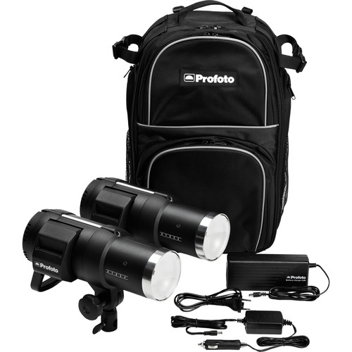 Profoto B1 portable studio lights