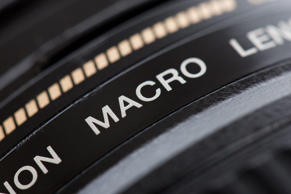 A macro lens