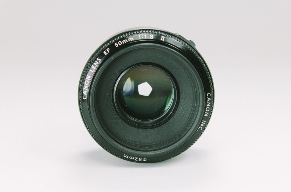 Could a 50mm standard lens be the best lens for food photography