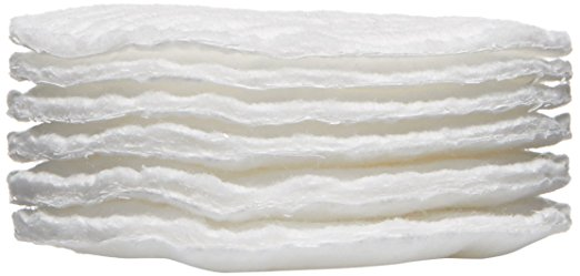 Cotton pads for use in food styling