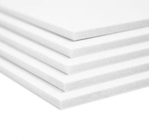 Foam board is important food styling equipment