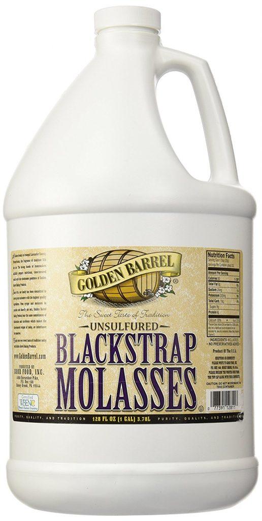 A big jug of Molasses