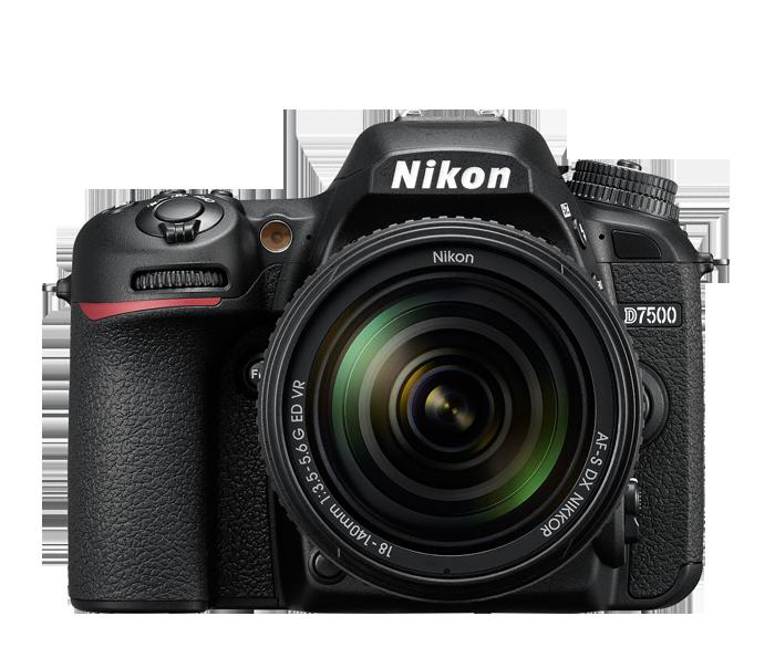 A nikon d7500 digital camera