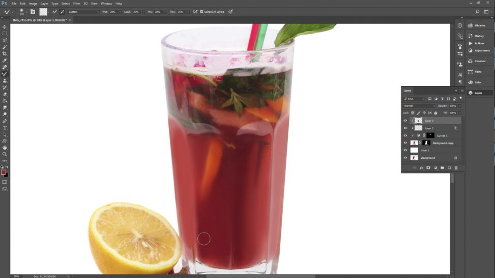 Food Photography Editing Tips